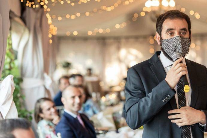 Gabri Calzado - Monologuista para bodas