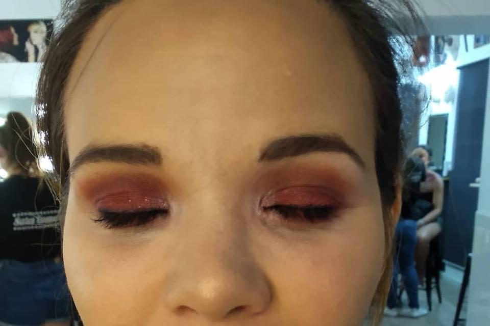 Tessa Makeup