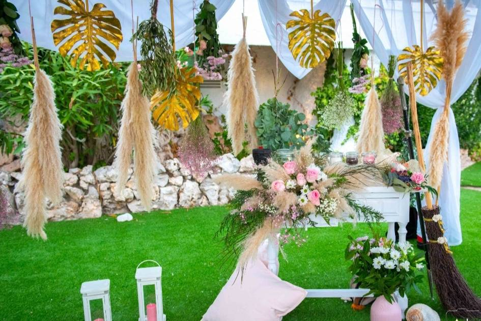 Oye Chica Event Planner