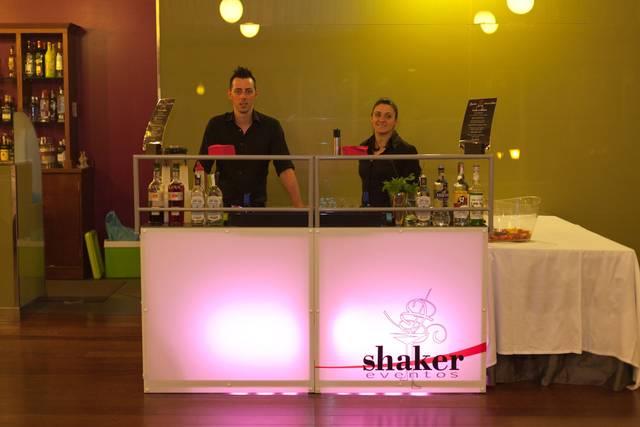 Coctelería Shaker Eventos