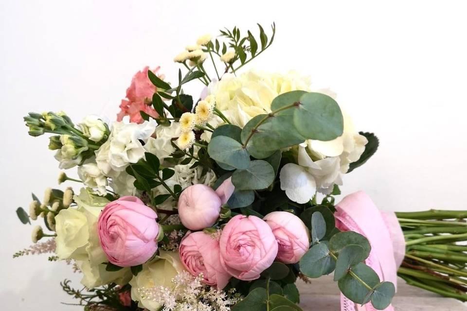 Qué bonitas son las flores