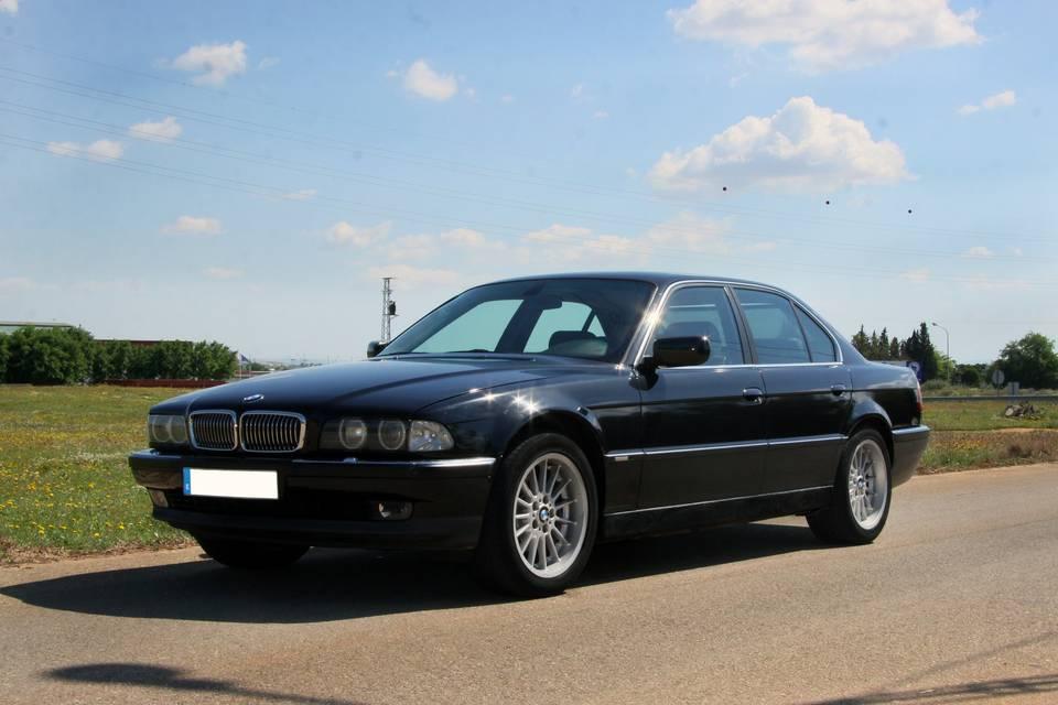 BMW Wedding