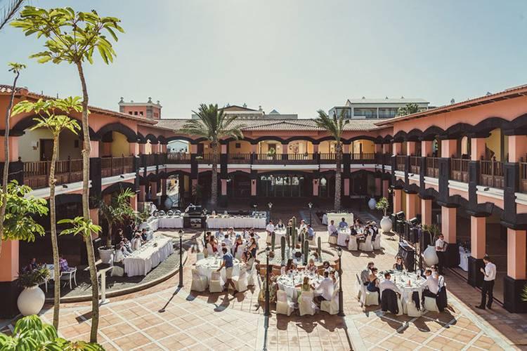 Plaza Canaria - Rubén Acosta