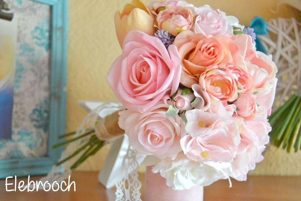 Elebrooch - Ramos de novia joya