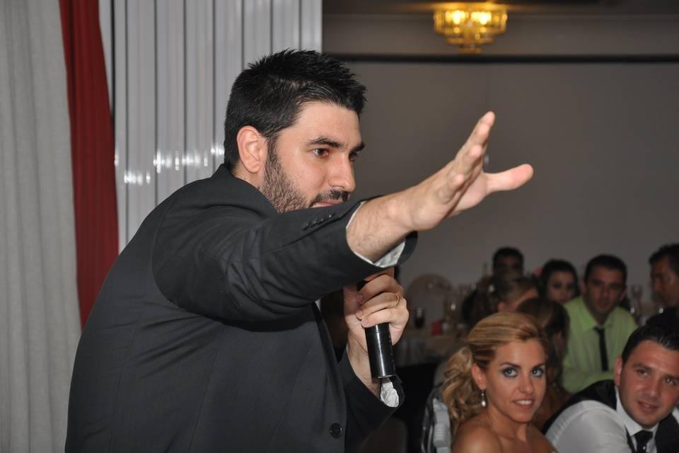 Jose Mena - Monologuista