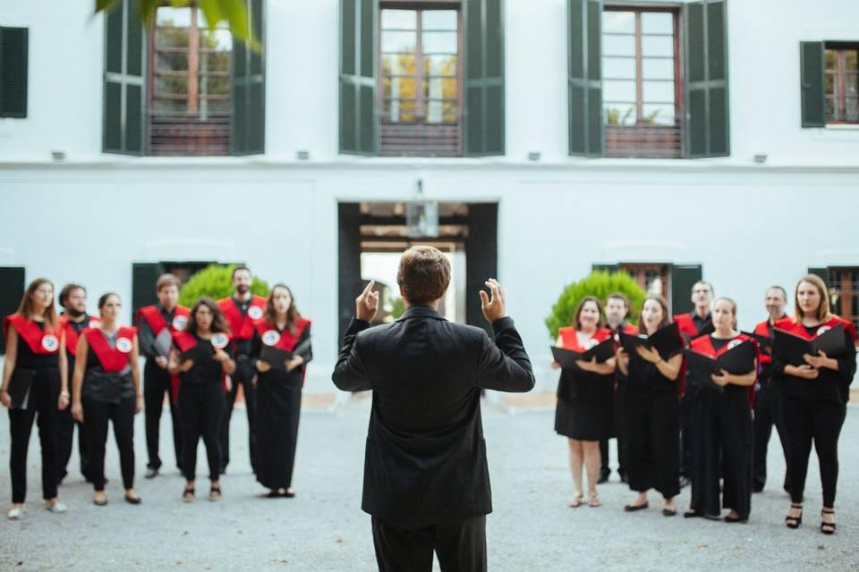 Coro Universitario Sant Yago