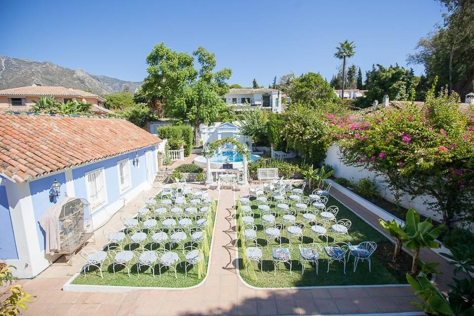 Villa Catering Marbella