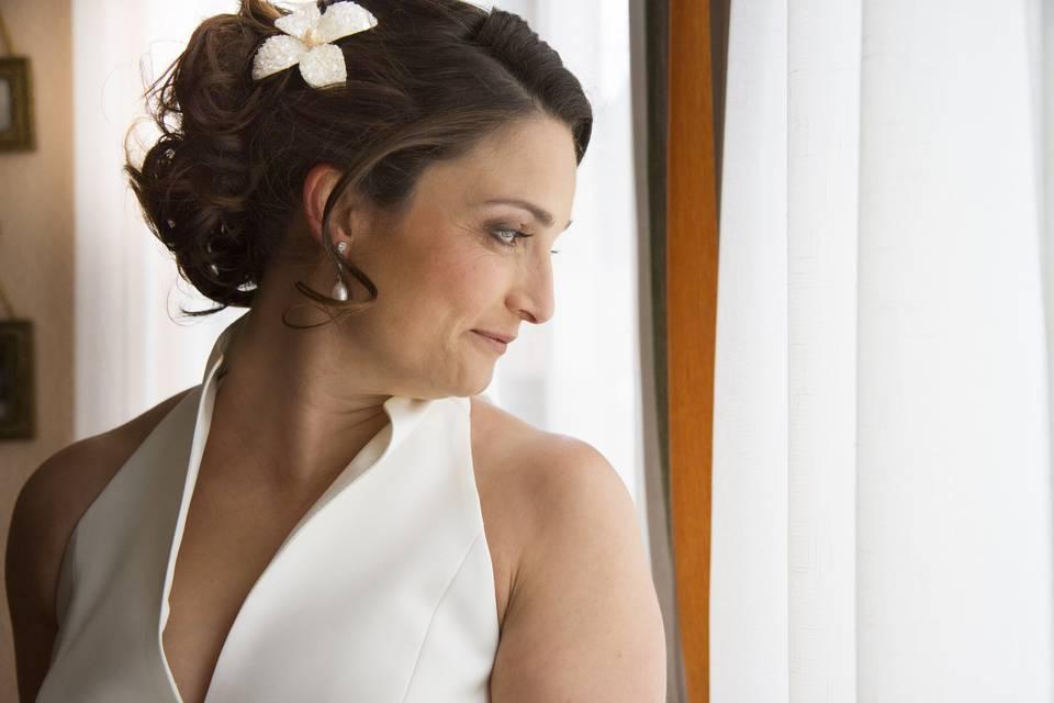 Esther Recio maquilladora