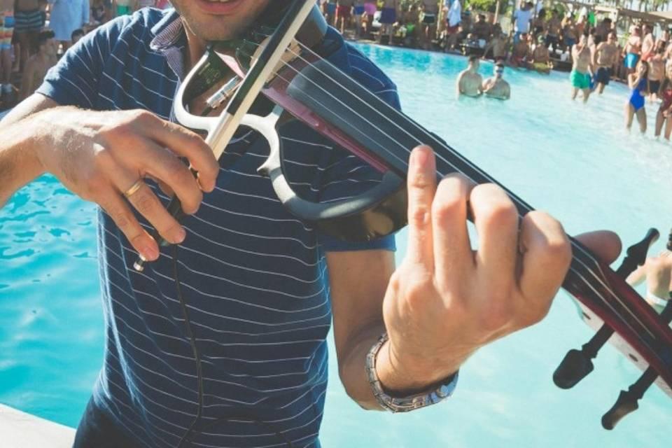 Fiesta piscina