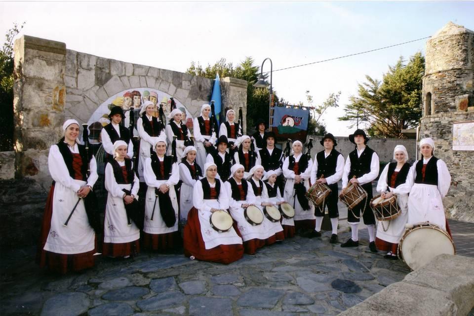 Banda de Gaitas Faro de Luarca