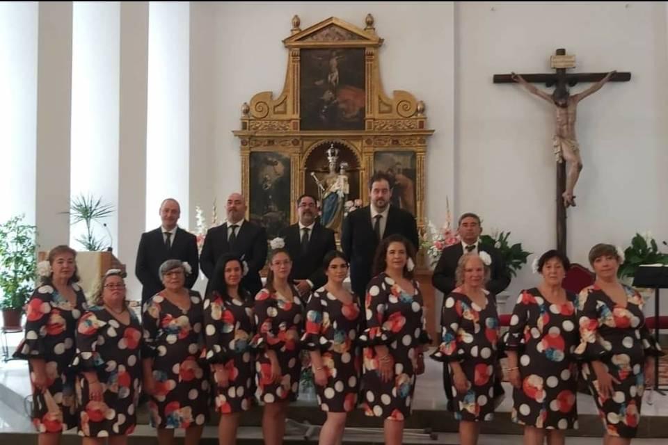 Coro Virgen del Rosario de Calicasas