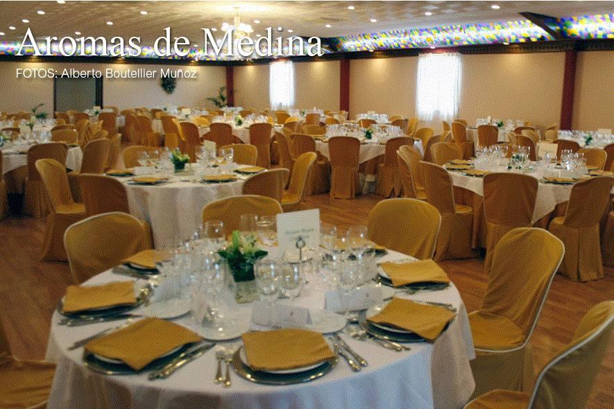Aromas de Medina - Catering Primitivo