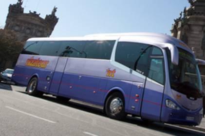 Autocar de 59 plazas