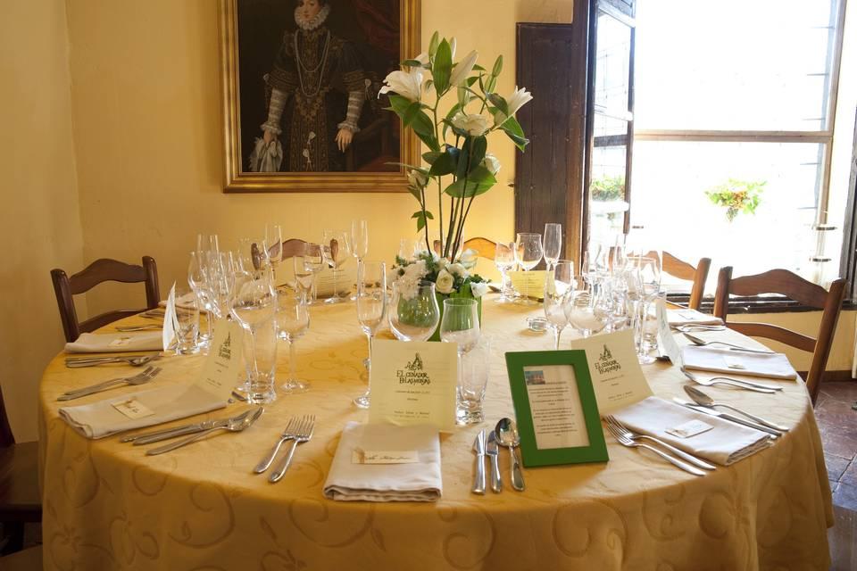 Mesa Cenador de las Monjas