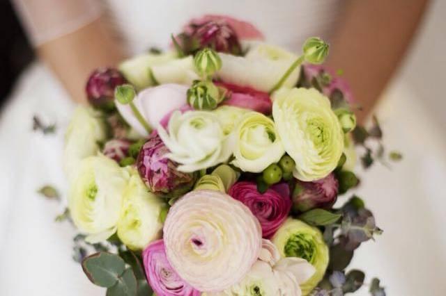 Bouquet de ranúnculos