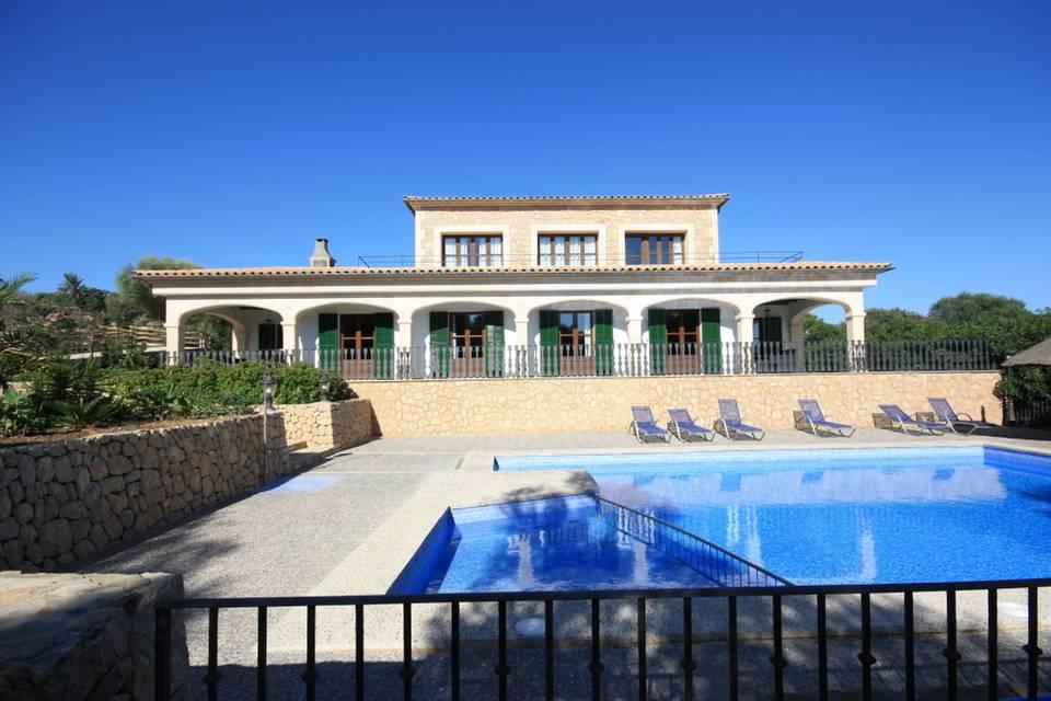 Villas Petra Mallorca