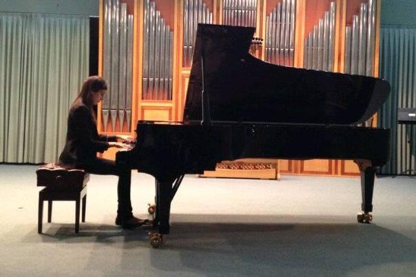 Alicia Pérez - pianista