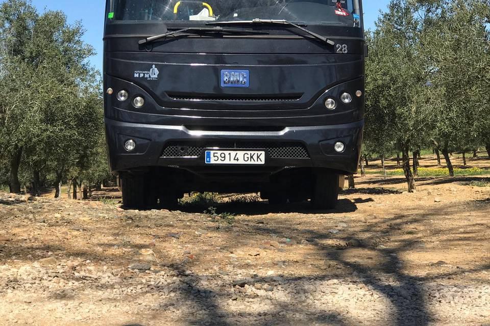 Bus 27 pax