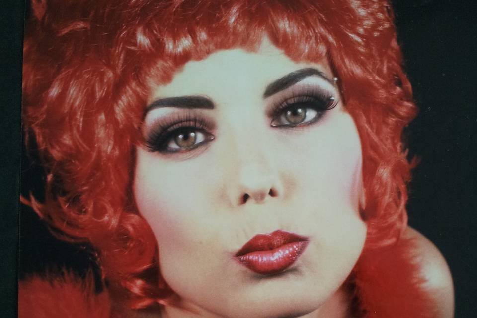 Maquillaje de fantasía