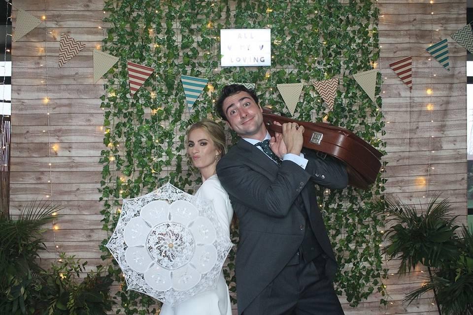 FotoFriend - Fotomatón para bodas