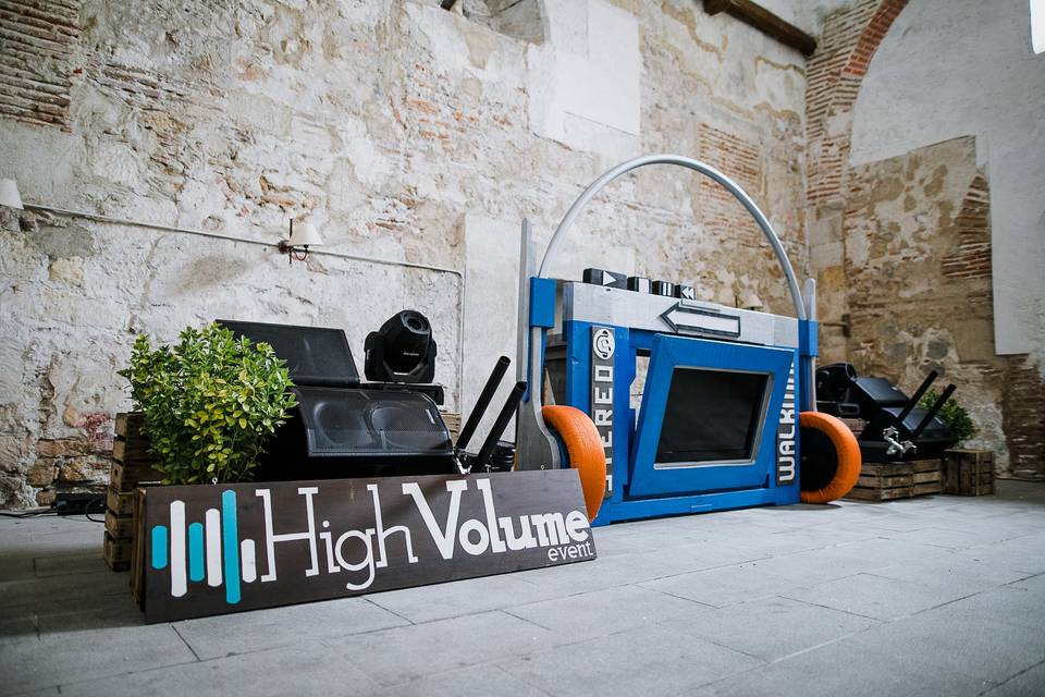 High Volume Event