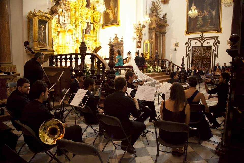 Orquesta de MúsicosyBodas