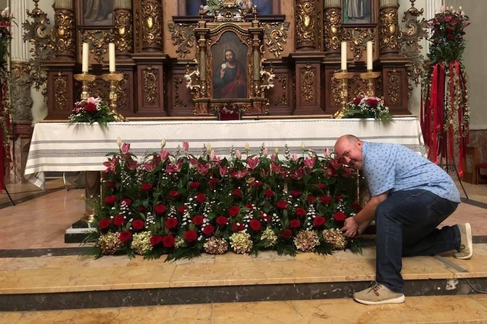 Juan Lluesma Diseñador Floral