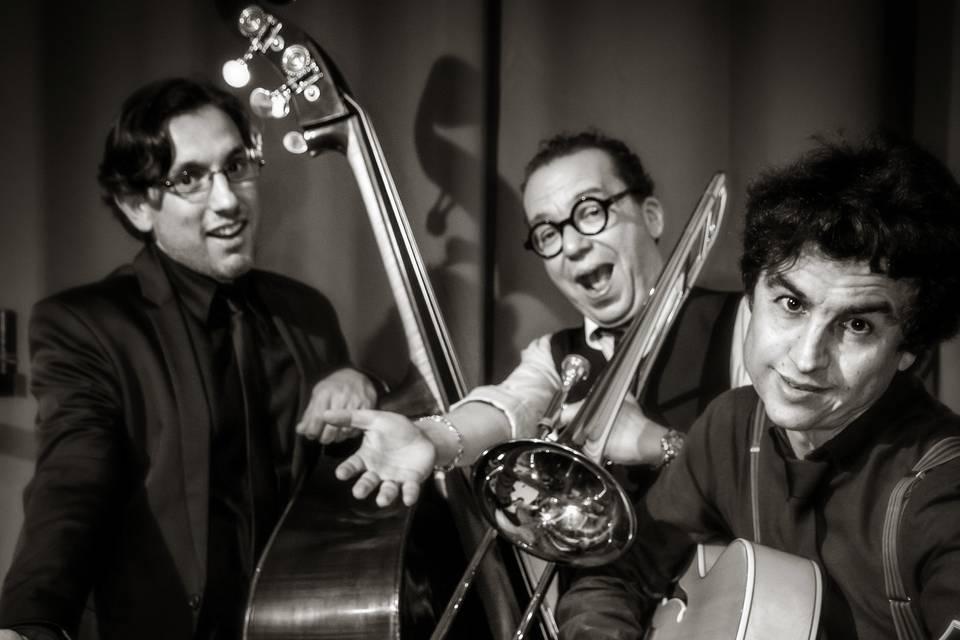 El Trio del Trombón - Jazz para bodas