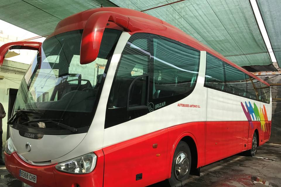 Autobuses Antonio