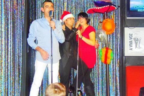 A viva voz - Karaoke
