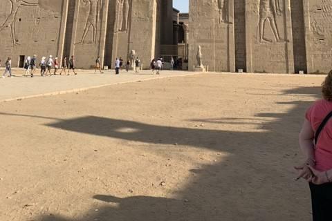Templo de Edfú. Egipto