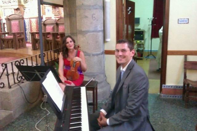 Elena - Dúo de violín & piano