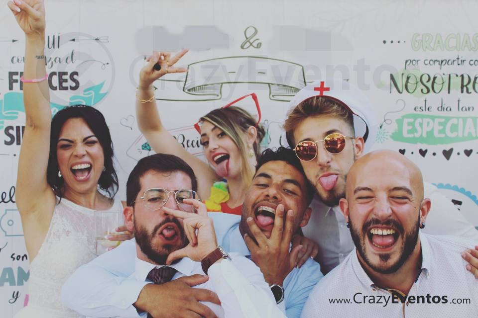 Crazy Eventos