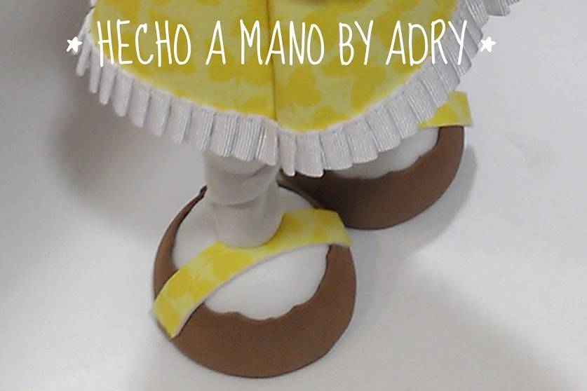 Hecho a mano by Adry