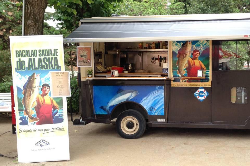 Irrintzi street food