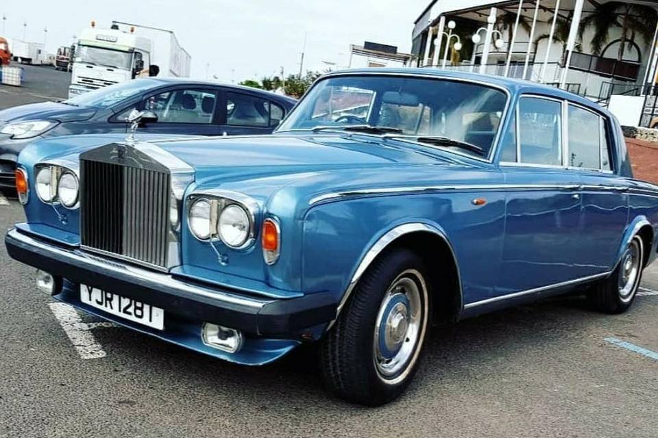 Rolls Royce, Silver Shadow
