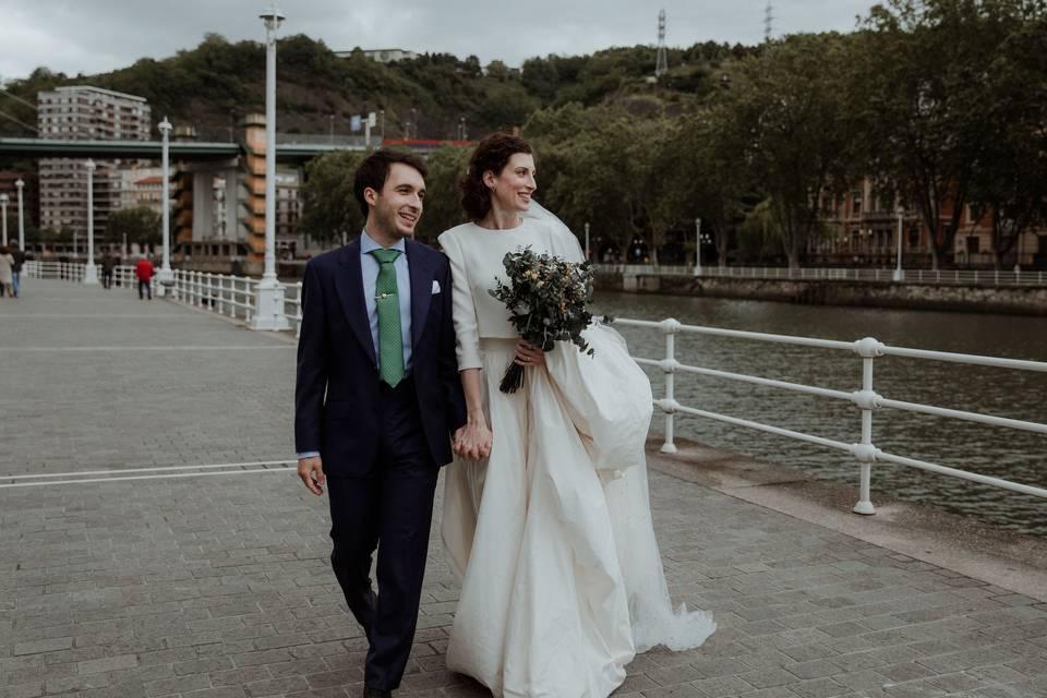 Teresa y Jose