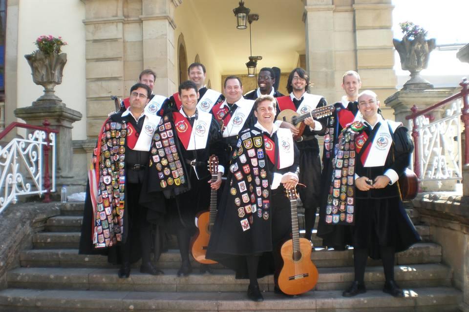 Tuna de Magisterio de Santander