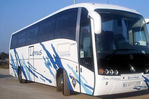 Bus 55 plazas