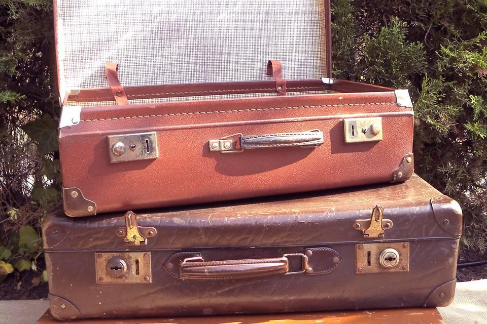 Maletas Antiguas vintage