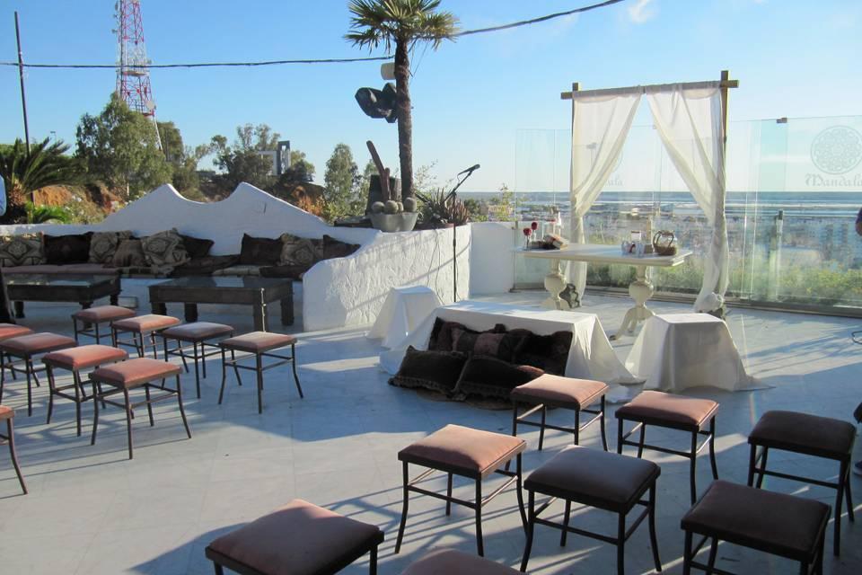 Bar Mandala, Huelva