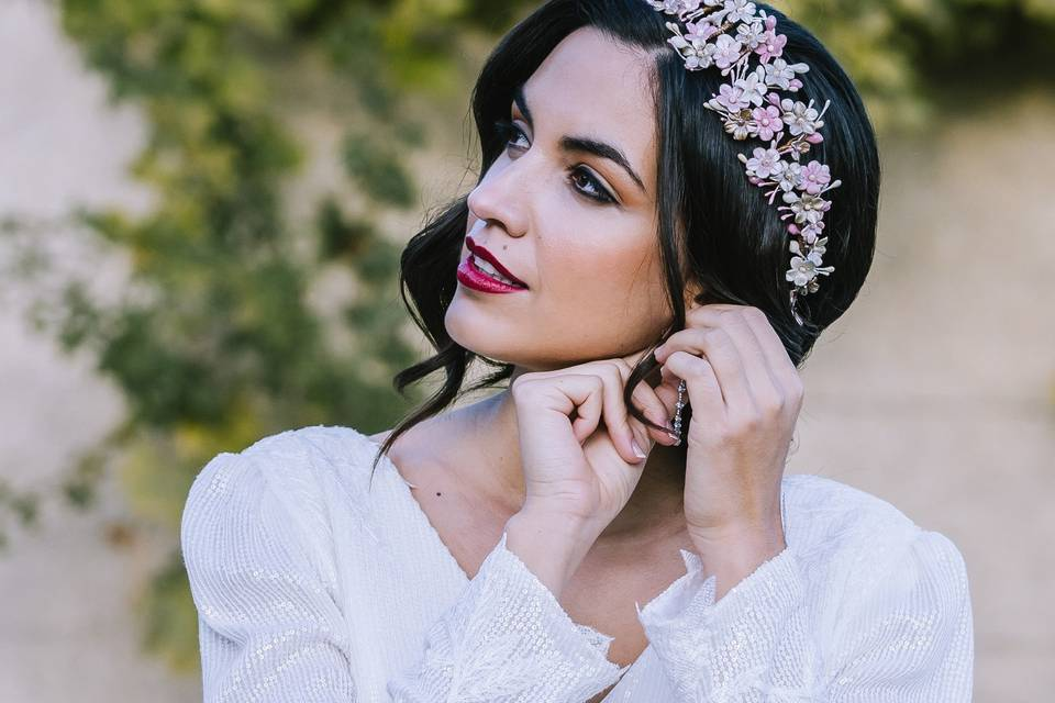 Miriam Zapata Make Up
