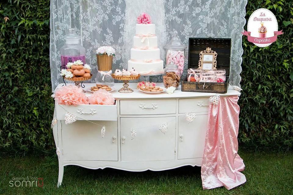 La Duquesa Cupcake