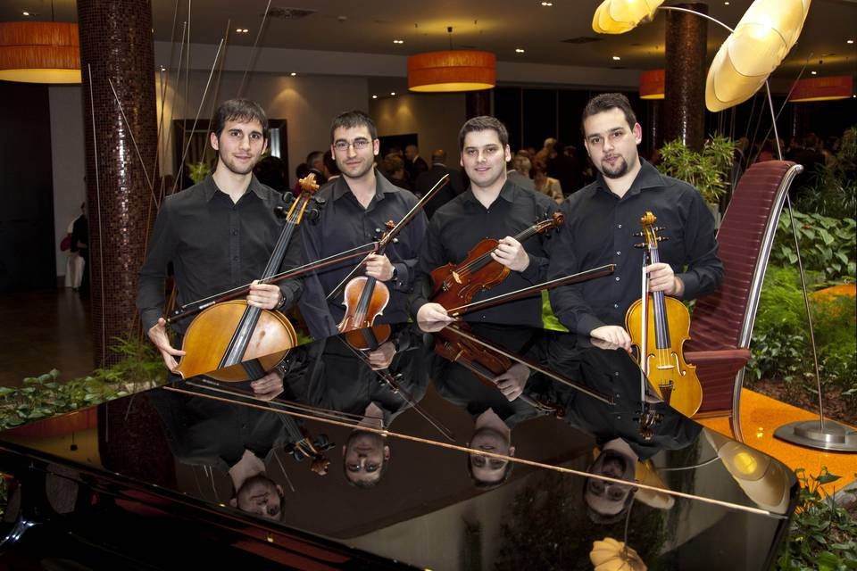 Cuarteto Asturias