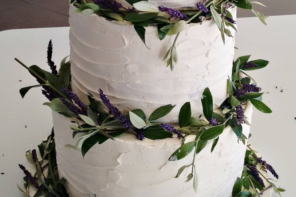 Layer Cake Nupcial
