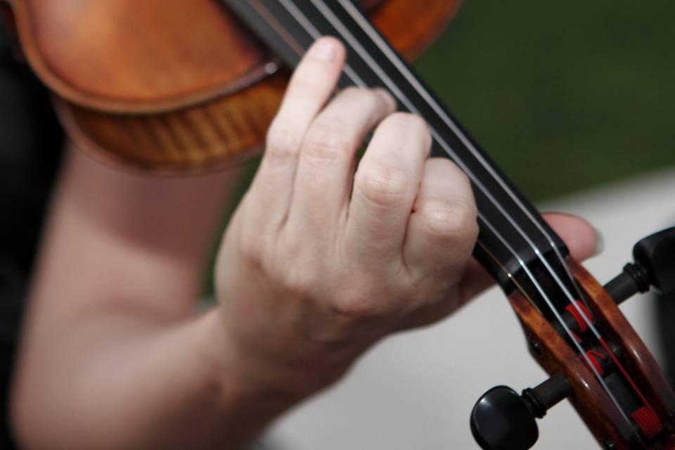 El violín