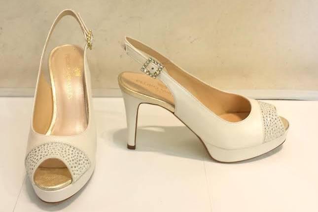 Zapato strass