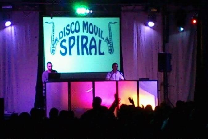 Discomóvil Spiral