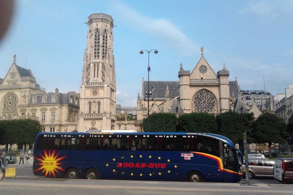 Bogas Bus