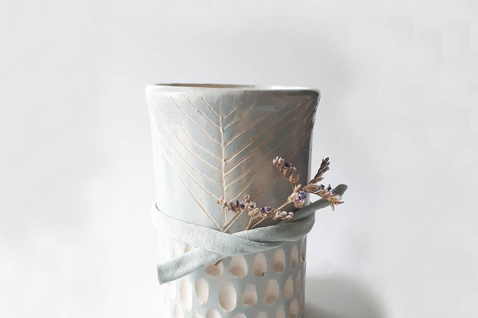 Vaso para regalo boda